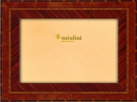 Natalini fotolijst - 18 x 24 cm - palisander c/35/p/3