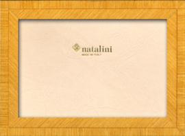 Natalini fotolijst - 10 x 15 cm - biante giallo
