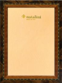 Natalini fotolijst - 13 x 18 cm - noce arl/20