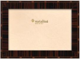 Natalini fotolijst - 13 x 18 cm - antiqua ebano