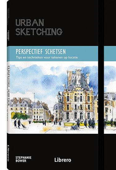 boekjes voor Urban Sketchers