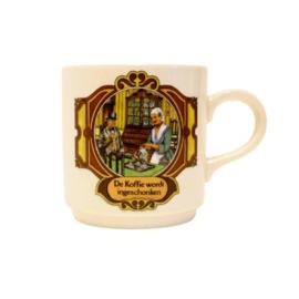 Villeroy & Boch - D.E. Mok  - De koffie wordt ingeschonken