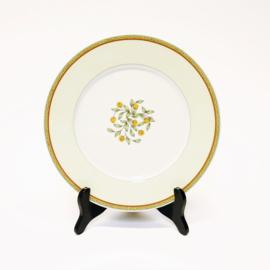 Dinerbord - Ø 27 cm - Art+Design - Koffietijd!