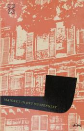 ZB0084/3 - Georges Simenon - Maigret in het Wespennest