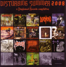 Various ‎– Disturbing Summer 2008