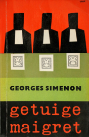 ZB0403/2 - Georges Simenon - Getuige Maigret