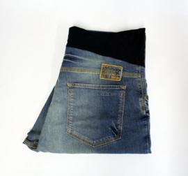 Noppies Zwangerschapsbroek - Jeans - N.O.O.S. - Maat 50