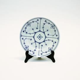 Ontbijtbord - Ø 19 cm - Jäger Eisenberg - Blau saks