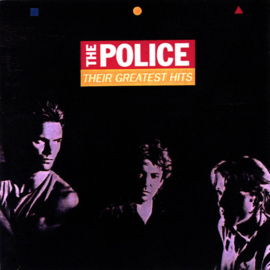 The Police ‎– Their Greatest Hits