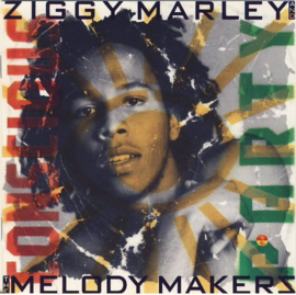 Ziggy Marley And The Melody Makers ‎– Conscious Party
