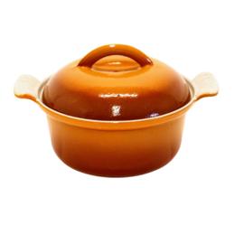 Pan - Ø 14,5 cm - Dru - Made in Holland - Oranje