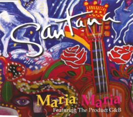 Santana Featuring The Product G&B ‎– Maria Maria