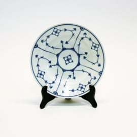 Diep bord / Soepbord - Ø 24 cm - Jäger Eisenberg - Blau saks