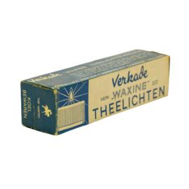 """Theelichten - Verkade - """" WAXINE"""""""