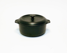 Braadpan - Gietijzeren -Ø 24 cm - Made in France