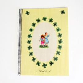 Vintage Plakboek - Fotoalbum