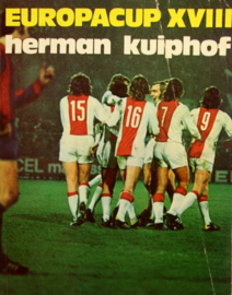 Herman Kuiphof - Europacup XVIII 1972-1973