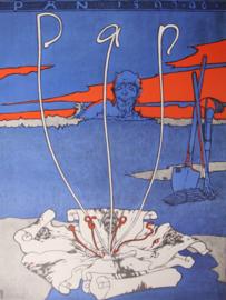Affiche / poster  Joseph Sattler - Pan 1895-96 - print