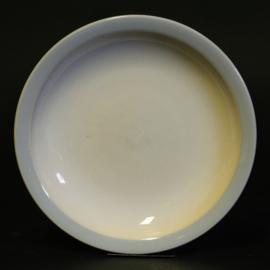 Dessertbord - Ø 18 x H 2.5 cm - Studio FRIS - Edam - Parelgrijs