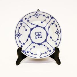 Jäger Ontbijtbord - Blau saks