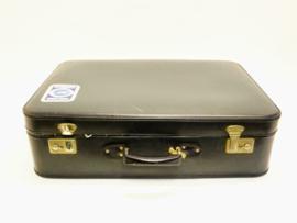 Vintage Koffer - Donkerblauw - Wessels