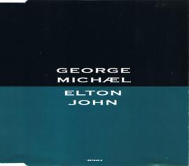 George Michael / Elton John ‎– Don't Let The Sun Go Down On Me