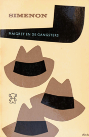 ZB0081/2 - Georges Simenon - Maigret en de gangsters
