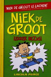 Lincoln Peirce - NIEK DE GROOT Lekker Bezig!