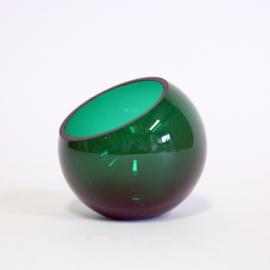 Groen Bol Vaasje