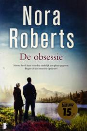 Nora Roberts - De obsessie