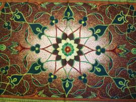 Rechthoekig Tafelkleed Batik - Indonesie