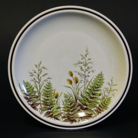 Ontbijtbord - Ø 19.5 cm - Winterling Röslau Bavaria - Wilde planten
