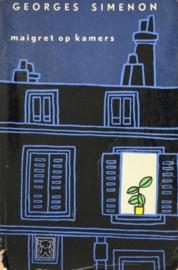 ZB0042/3 - Georges Simenon - Maigret op kamers