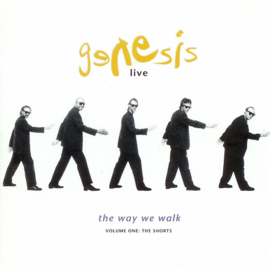Genesis ‎– Live / The Way We Walk