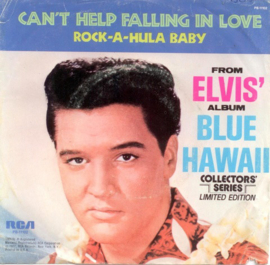 Elvis Presley with The Jordanaires ‎– Can't Help Falling In Love / Rock-A-Hula Baby