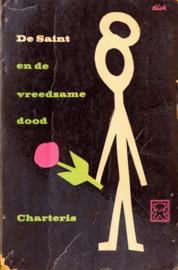 ZB0271/1 - Leslie Charteris - De Saint en de vreedzame dood
