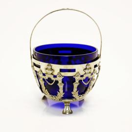 Bonbonniere - Blauw Glas - Kobalt