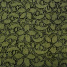 Coupon - Stof - Groen - 180 cm x 87 cm