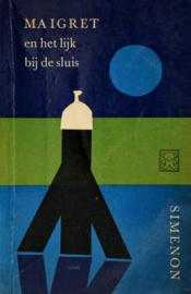 ZB0345/2 - Georges Simenon - Maigret en het lijk bij de sluis