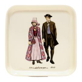 Gebaksbord - Villeroy & Boch - Hindeloopen 1840