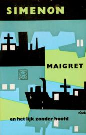 ZB0238/5 - Georges Simenon - Maigret en het lijk zonder hoofd