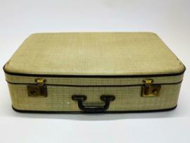 Vintage Koffer - Beige
