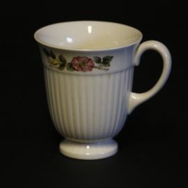 Koffiekop - Wedgwood - Briar Rose