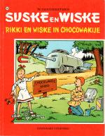 154 Rikki en Wiske in Chocowakije