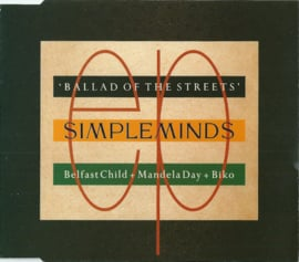 Simple Minds ‎– Ballad Of The Streets