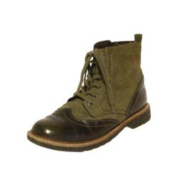 S. Oliver - Boots - Groen - Maat 40