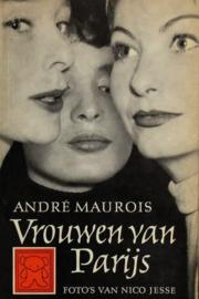 ZB0051/52/2 - André Maurois - Vrouwen van Parijs