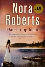 Nora Roberts - Dansen op lucht