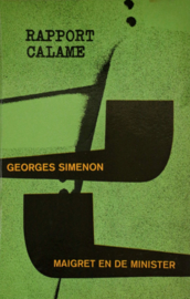 ZB0039/4 - Georges Simenon - Maigret en de minister