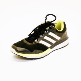 Adidas - Sportschoenen - Zwart - Maat 45 1/3